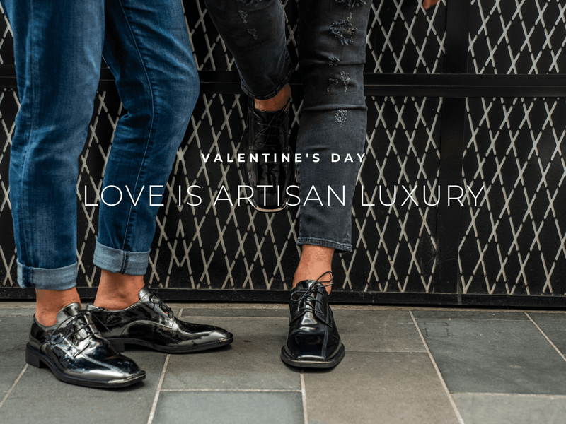 LOVE IS ARTISAN LUXURY