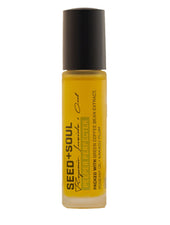 Peeper Perfecter, Coffee Under-Eye Oil 10ml - Seed + Soul