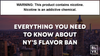 New York Becomes the 2nd State to Ban Flavored E-Cigarettes