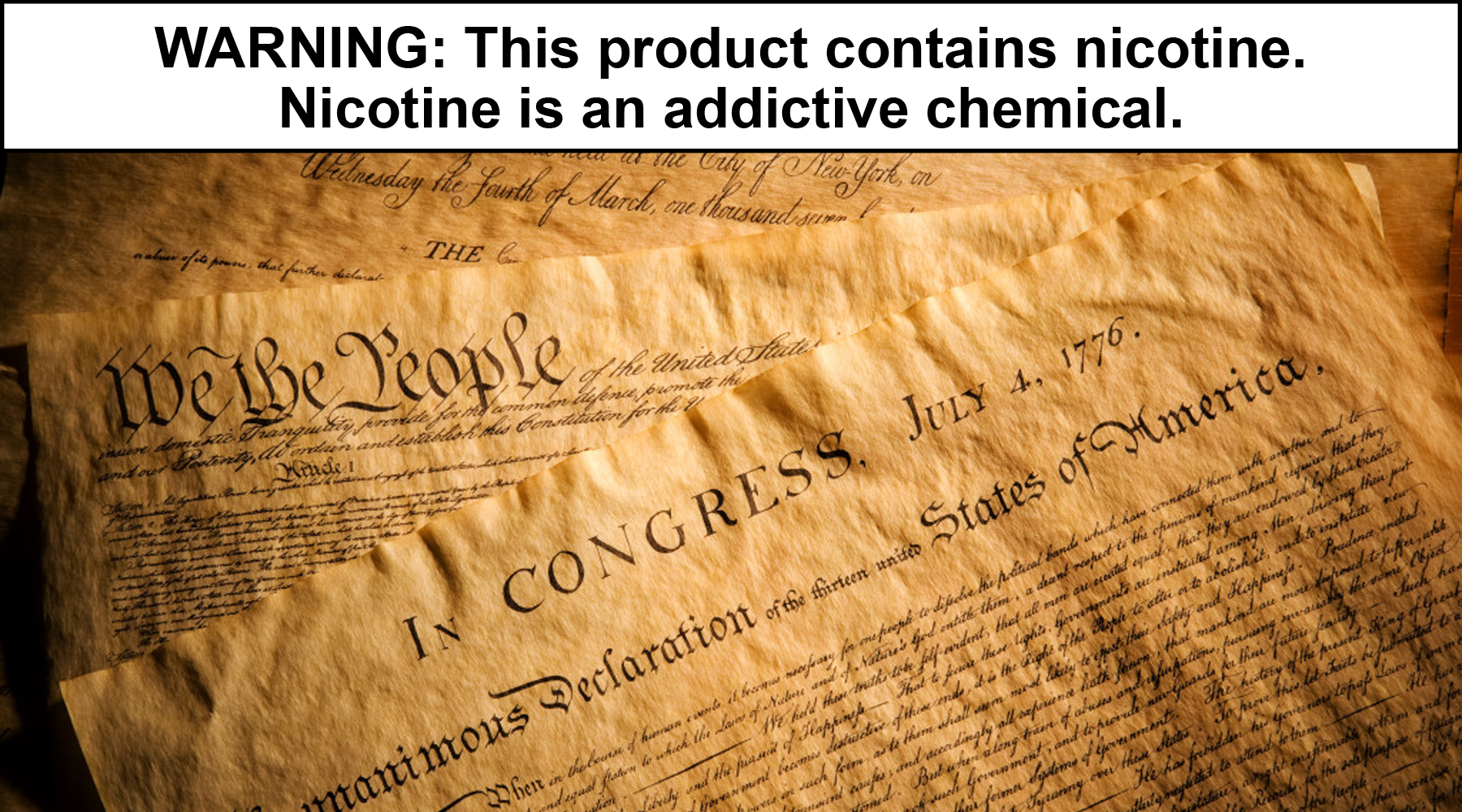NicoPure Labs Fires At FDA for First Amendment Violations!