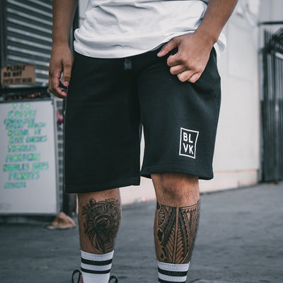 BLVK Box Fleece Shorts (Men)