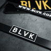 BLVK Unicorn License Plate Frame