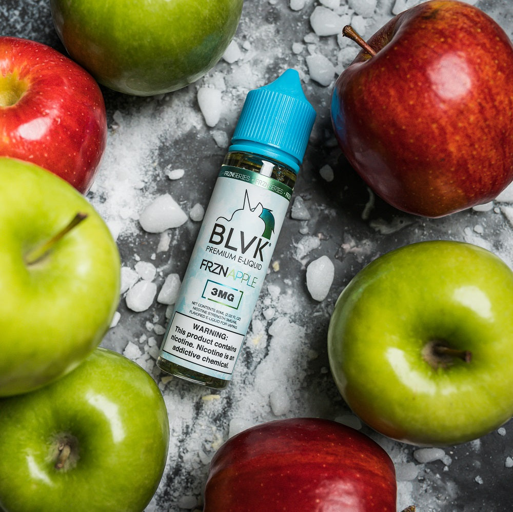 FRZNApple E-Liquid (60ml)
