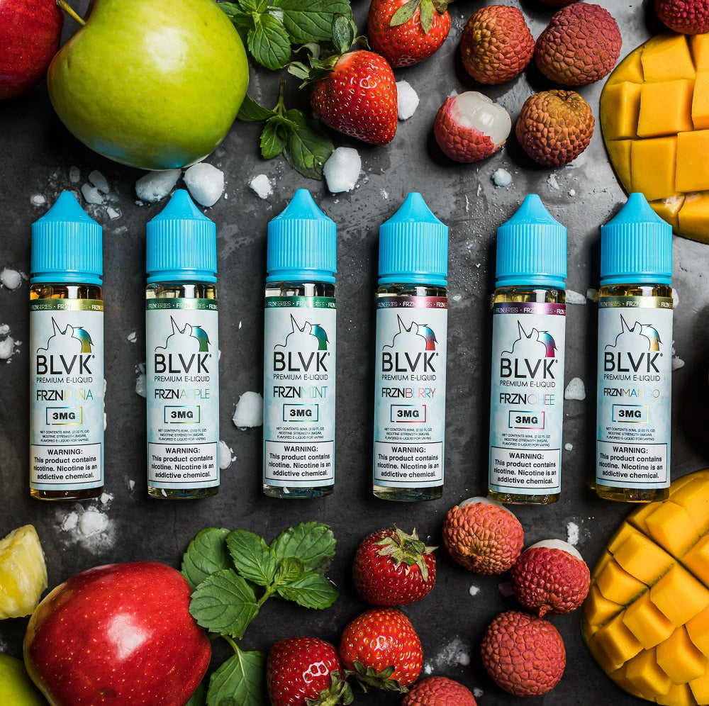 FRZN E-Liquid Bundle