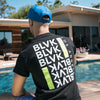 BLVK Green Bars T-Shirt