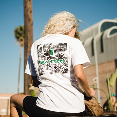 Palm Trees x Unicorns T-Shirt