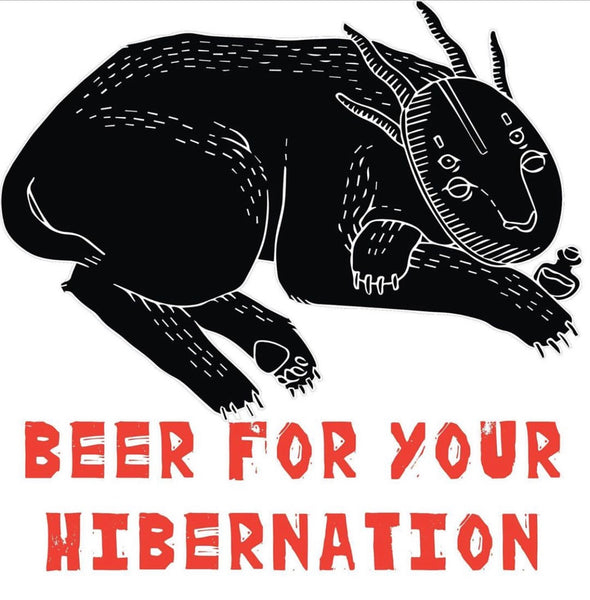 PACK # 7: BEER FOR YOU HIBERNATION