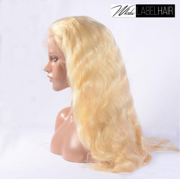 WhiteLabelHair Full Lace Wig (Glueless)