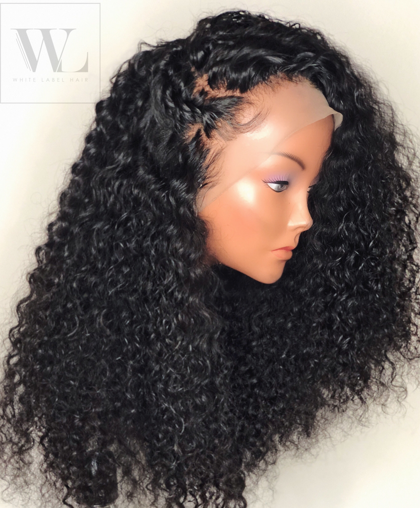 Curly Full Lace Wig – WhiteLabelHair e5add05edce0