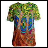 Alien in the Woods T-shirt