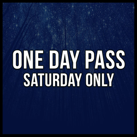 SATURDAY ONLY PASS