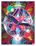 Hyperspace Pigeon 11x14 LE50 Print