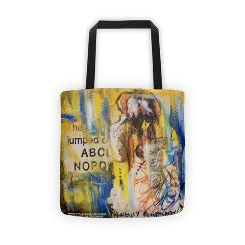 Digitally Remastered Tote