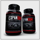 Expandom - 2 Pack - Male Sports Nutrition
