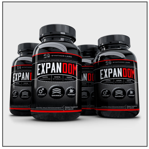 Expandom - 4 Pack - FREE SHIPPING