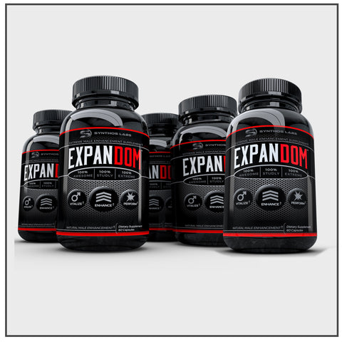 Expandom - 5 Pack - FREE SHIPPING