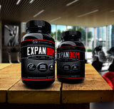 Expandom - 3 Pack - Men's Sports Nutrition for Optimal Male Health