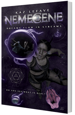 Nemecene: Dreams Flow in Streams (Series, Episode 4) LIMITED AUTHOR SIGNED COPY