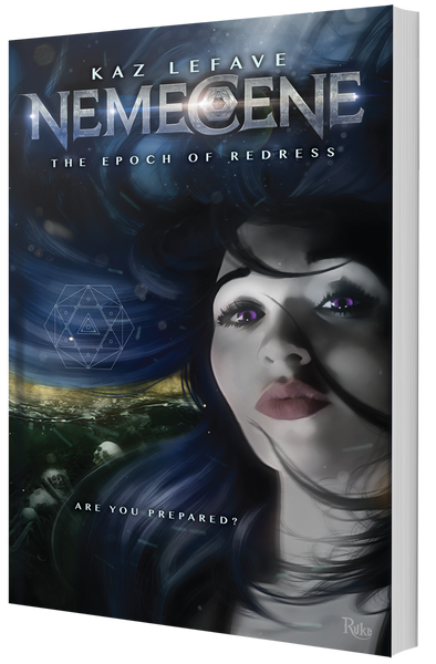 Nemecene: The Epoch of Redress (Series, Episode 1) LIMITED AUTHOR SIGNED COPY
