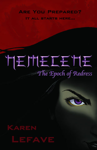 Nemecene: The Epoch of Redress (VINTAGE Episode 1, waterless, softcover) LIMITED AUTHOR SIGNED COPY