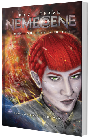 Nemecene: Through Fire and Ice (Series, Episode 3) LIMITED AUTHOR SIGNED COPY