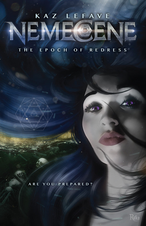 Nemecene The Epoch of Redress by Science Fiction Fantasy Author Kaz Lefave for Kindle