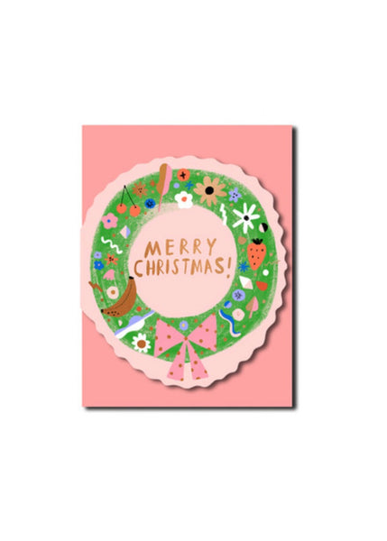 Card | Wreath