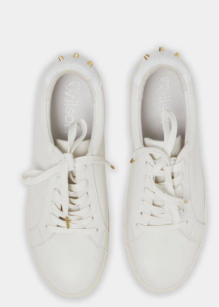 Shoes | Bianca Trainer (White)