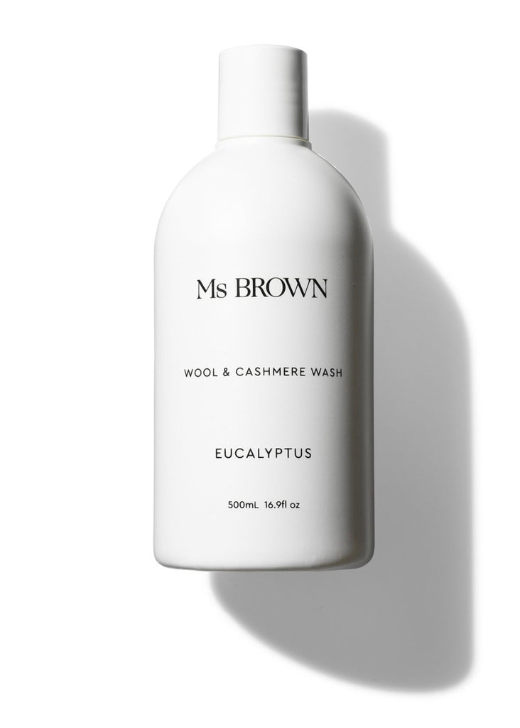 Wool and Cashmere Wash | Eucalyptus