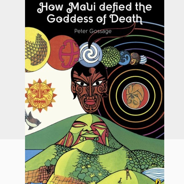Book | How Maui Defied the Goddess of Death