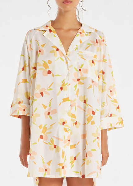 Shirt Dress | Bloom (Print)