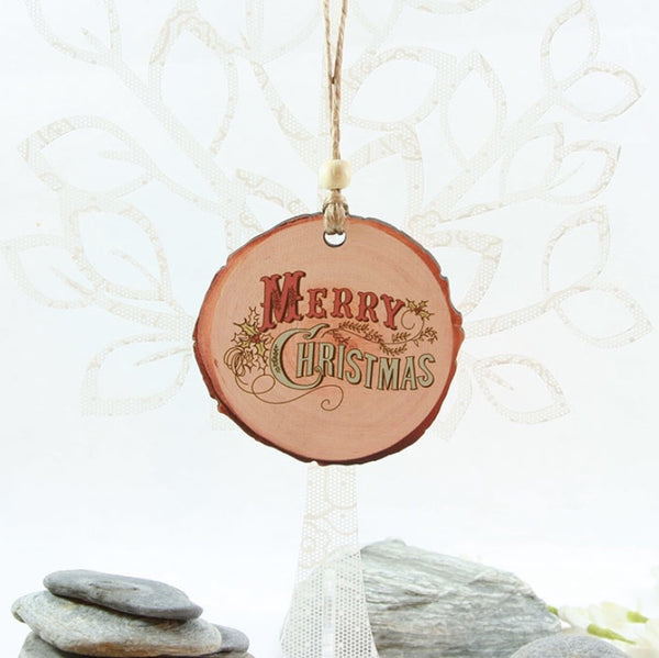 Decoration | Vintage Merry Christmas