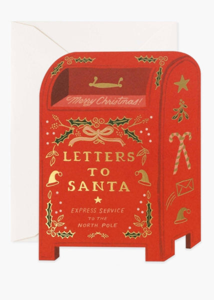 Card | Letters to Santa