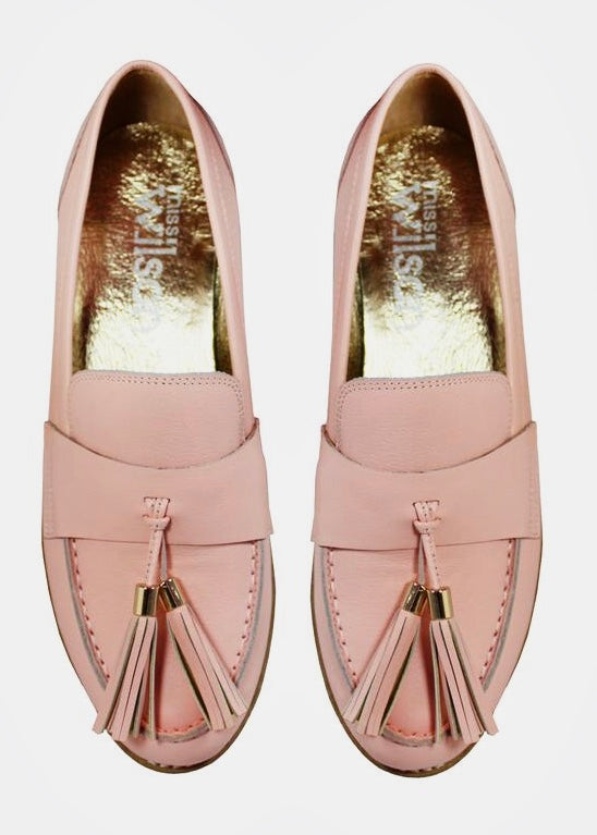 Loafer | Alyssa (Rose Calf)
