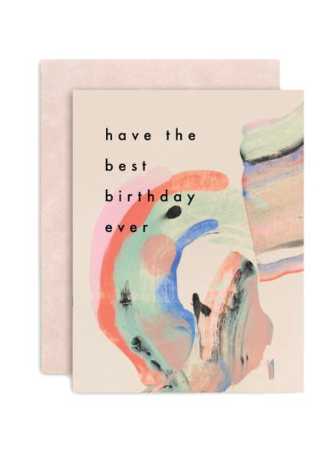 Card | Candy Birthday