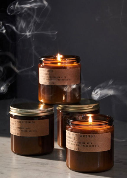 Candle | Teakwood & Tobacco