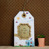 Photo Frame | Large Tag