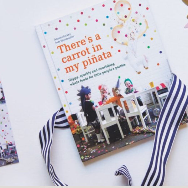 Book | There's a carrot in my piñata