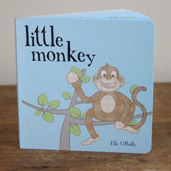 Book | Little Monkey
