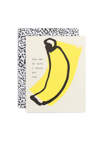 Card | Cute Banana