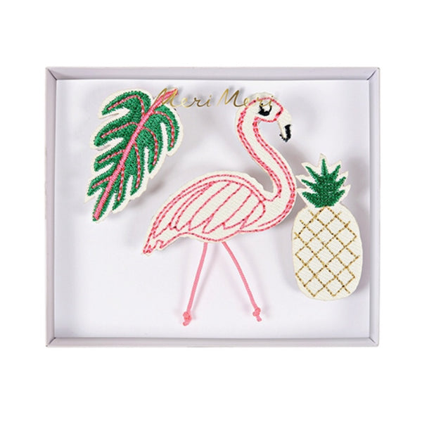 Brooches | Tropical