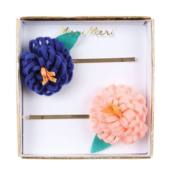 Hair Pins | Flower poses