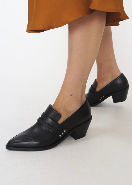 Loafer | Noble (Black)