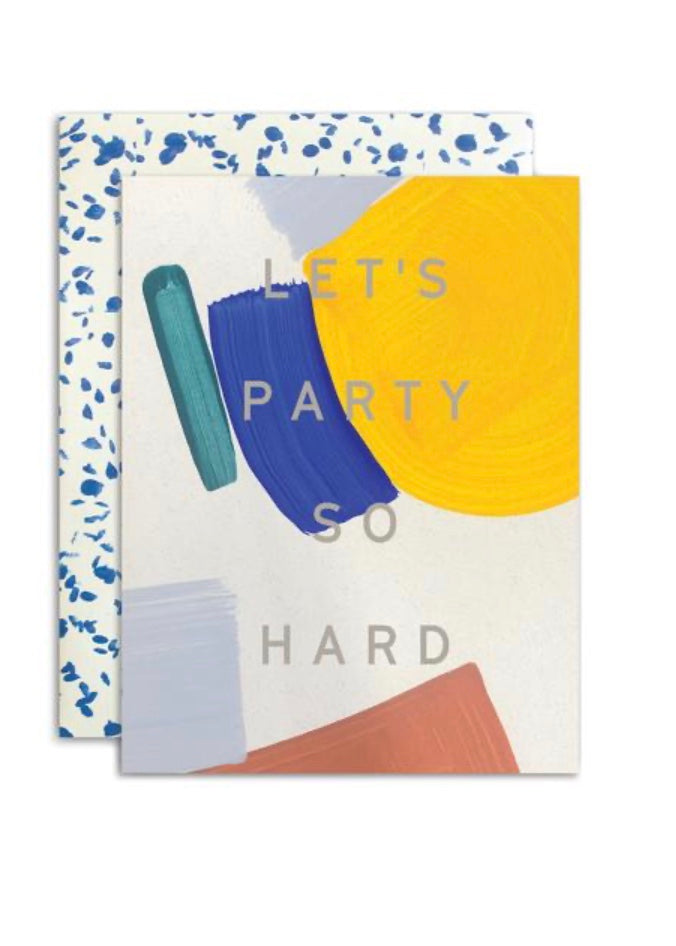 Card | Lets Party