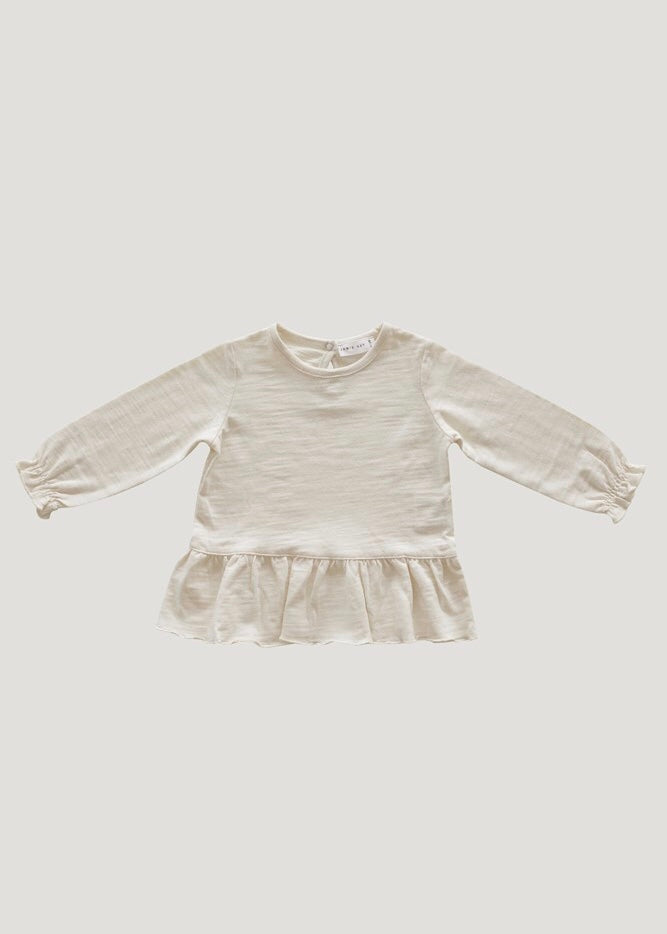 Top | Slub Cotton Bailey (Cloud)
