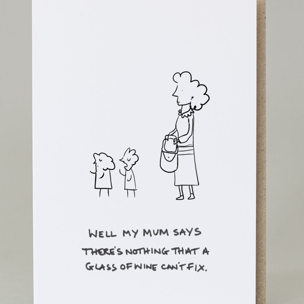 Card | Well mum says