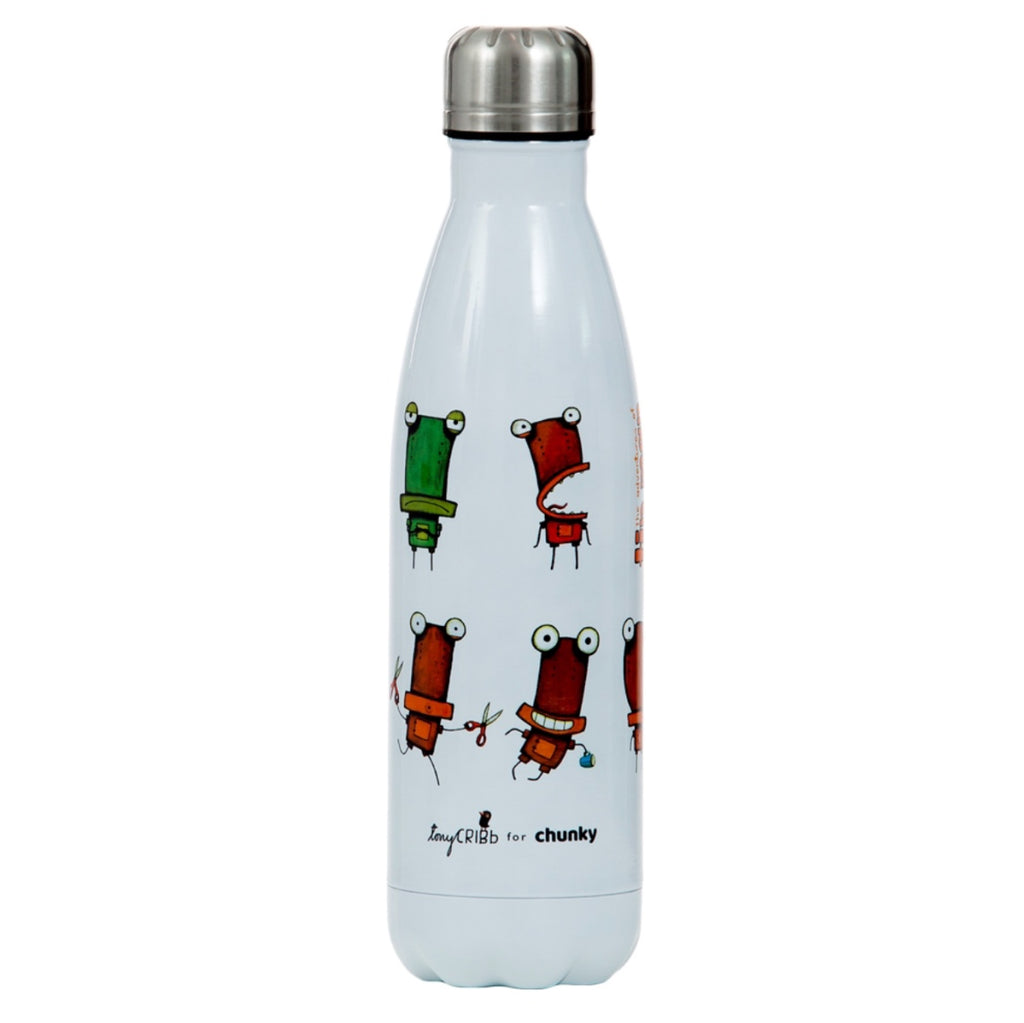 Bottle | Tin Mania by Tony Cribb