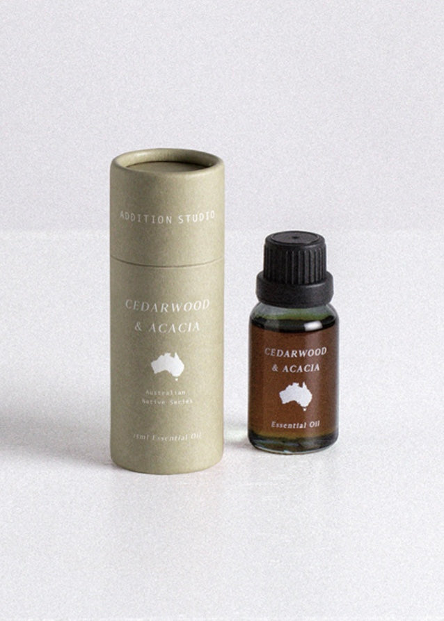 Essential Oil | Cedarwood & Acacia