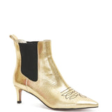 Shoes | Aquaria Boots (Gold Snake)