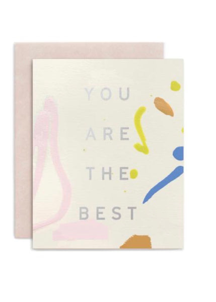 Card | You are the best